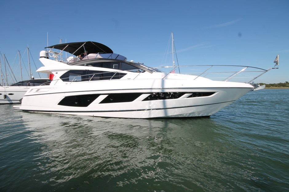 PRICE REDUCTION: Sunseeker Torquay are proud to announce the price reduction of the 2015 Manhattan 65 'OPTIONS'