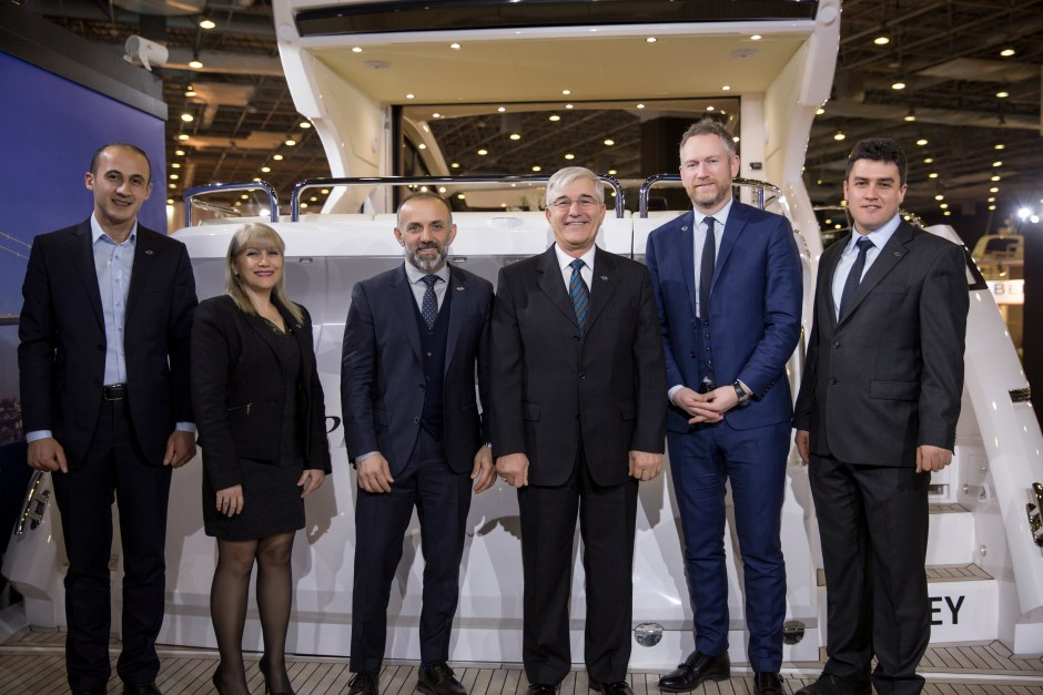 BOAT SHOW: CNR Eurasia – a fantastic show for Sunseeker Turkey