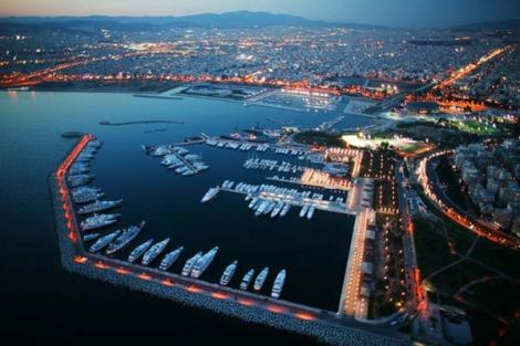 Sunseeker Hellas is proud to be in Marina Flisvos, Greece's first and only marina awarded with 5 Gold Anchors