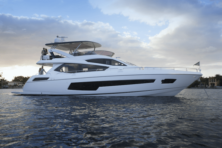DELIVERY: Sunseeker Malta announce their first sale and delivery of a Sunseeker 75 that is to be based on the beautiful island of Malta