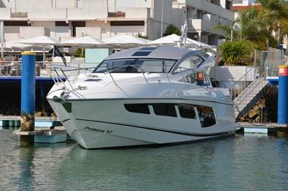 VIEWINGS AVAILABLE: Sunseeker Portugal are delighted to announce the arrival of a brand new Sunseeker Predator 57