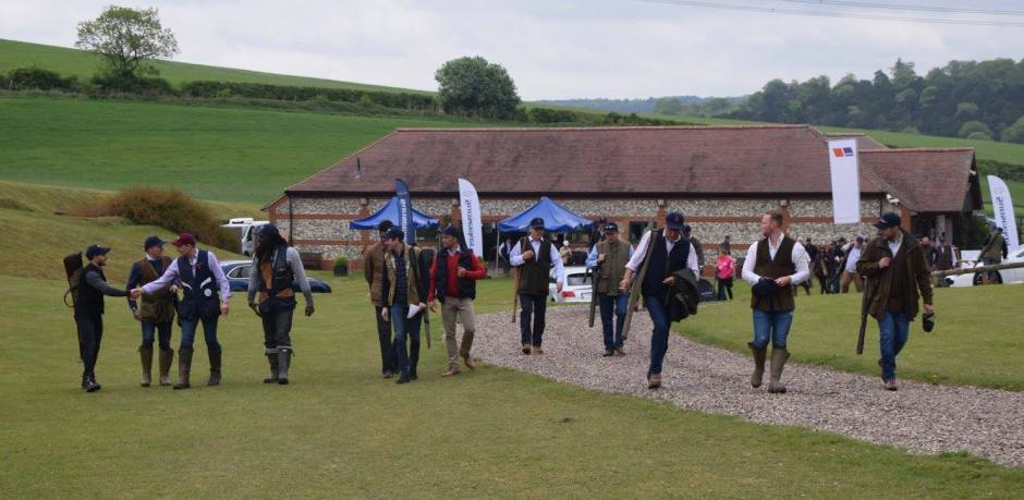 CHARITY: Sunseeker London are proud to have supported PAH at the 'Shoot out Breast Cancer' Clay Pigeon Shooting event