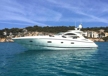 NEW LISTING: Steve Handy of Sunseeker Portugal is proud to present the 2007 Portofino 53 'SARAH'