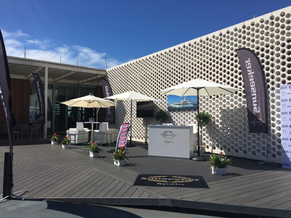 Grand Prix: Sunseeker Spain are excited to announce their presence at OneOcean Club during the Barcelona F1