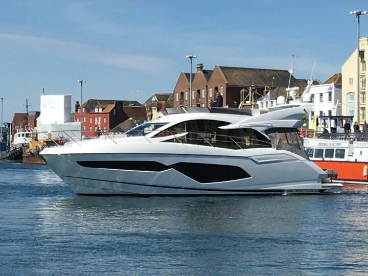 SALES: Sunseeker Poole continues their success with new and used Sunseekers selling boats left, right and centre