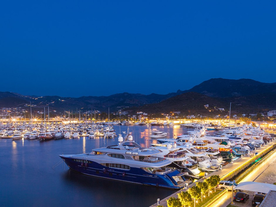 NEW OFFICE: Sunseeker Turkey are proud to announce the opening of their spectacular new office in Bodrum