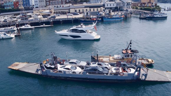 SUMMER SHOWCASE: Sunseeker Torquay celebrate the opening of their new office in Dartmouth