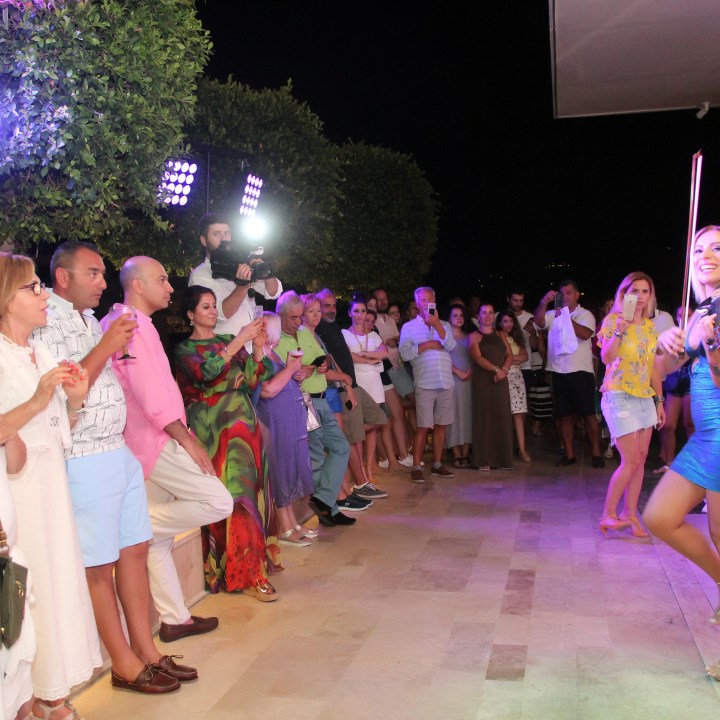 EVENT: Sunseeker Turkey host an opening party for their new office in the exclusive Palmarina, Bodrum