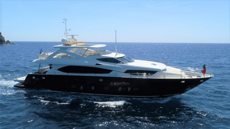 SALE: Sunseeker France rounds off the sale of the beautiful yacht 'SIMPLE PLEASURE'