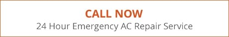 24 Hour Emergency AC Repair Banner - Fort Myers FL - Sunset Air and Home Services - 239-693-9005 - 461 x 76