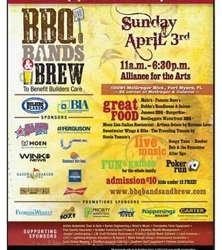BBQ Bands & Brew 2016