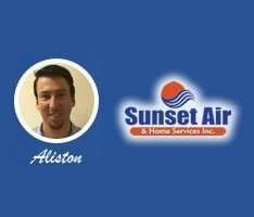 AC Service Department - Aliston - Sunset Air and Home Services