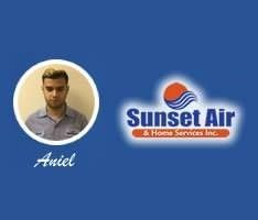 Aniel - AC Technician - Sunset Air and Home Services
