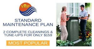 AC Maintenance - Sunset Air and Home Services - Southwest Florida - 600 x 315