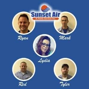 AC Installation Team - Real AC Technicians - Sunset Air and Home Services