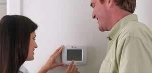 ac technician - thermostat repair - 300 x 145