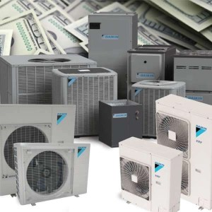 Daikin Comfort Cash Rebate July 2019 - Sunset Air and Home Services - Fort Myers FL - 239-693-9005 - 600 x 600