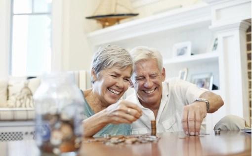 Senior couple saving money – Summer Saving Tips - Fort Myers - Sunset Air & Home Services