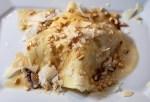 G. H. RAVIOLO ALL'UOVO CON CREMA DI SPINACI - A quick, unique, flavorful and delicious Italian inspired appetizer.