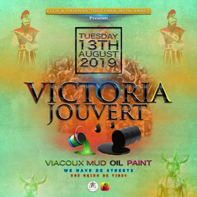 St. Mark's Social and Cultural Foundation Victoria Jouvert 2019