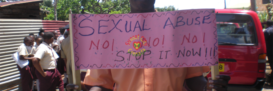 March Against Child Sexual Abuse 1