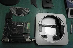 Mac mini 2012 empty inside