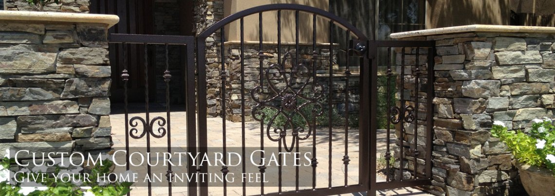 Image Result For Front Yard Fences And Gates