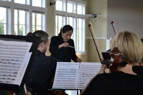 Christmas Concert at Sunset Hill Community Association 12/8/18