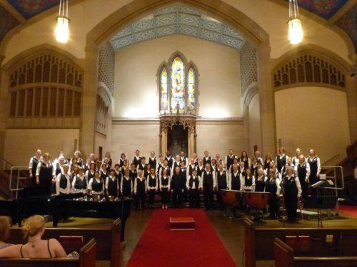 Choral Favorites in Magnolia 8/25/18
