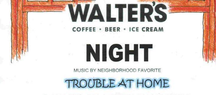 Live Music at Walter's Night 7/12/19