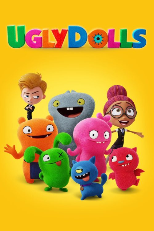 KIDS' MOVIE NIGHT 2/28/20: UGLYDOLLS