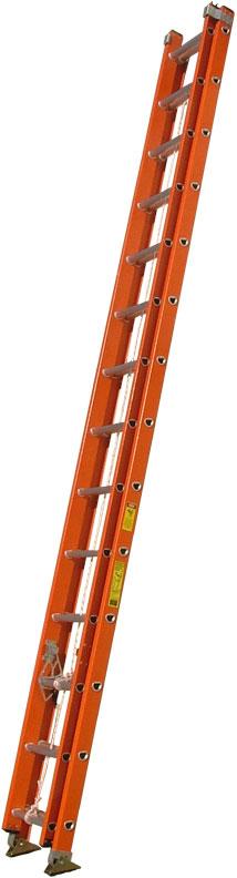 easylift fiberglass ladder