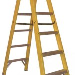 buy aluminum and fiberglass stepladders at Sunset Ladder & Scaffold
