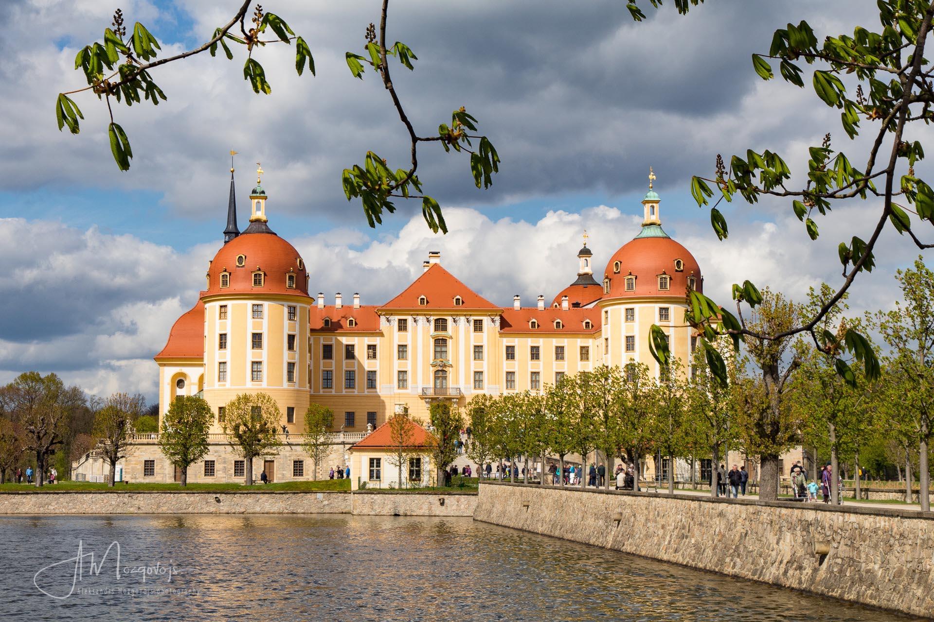 Schloss Moritzburg near Dresden