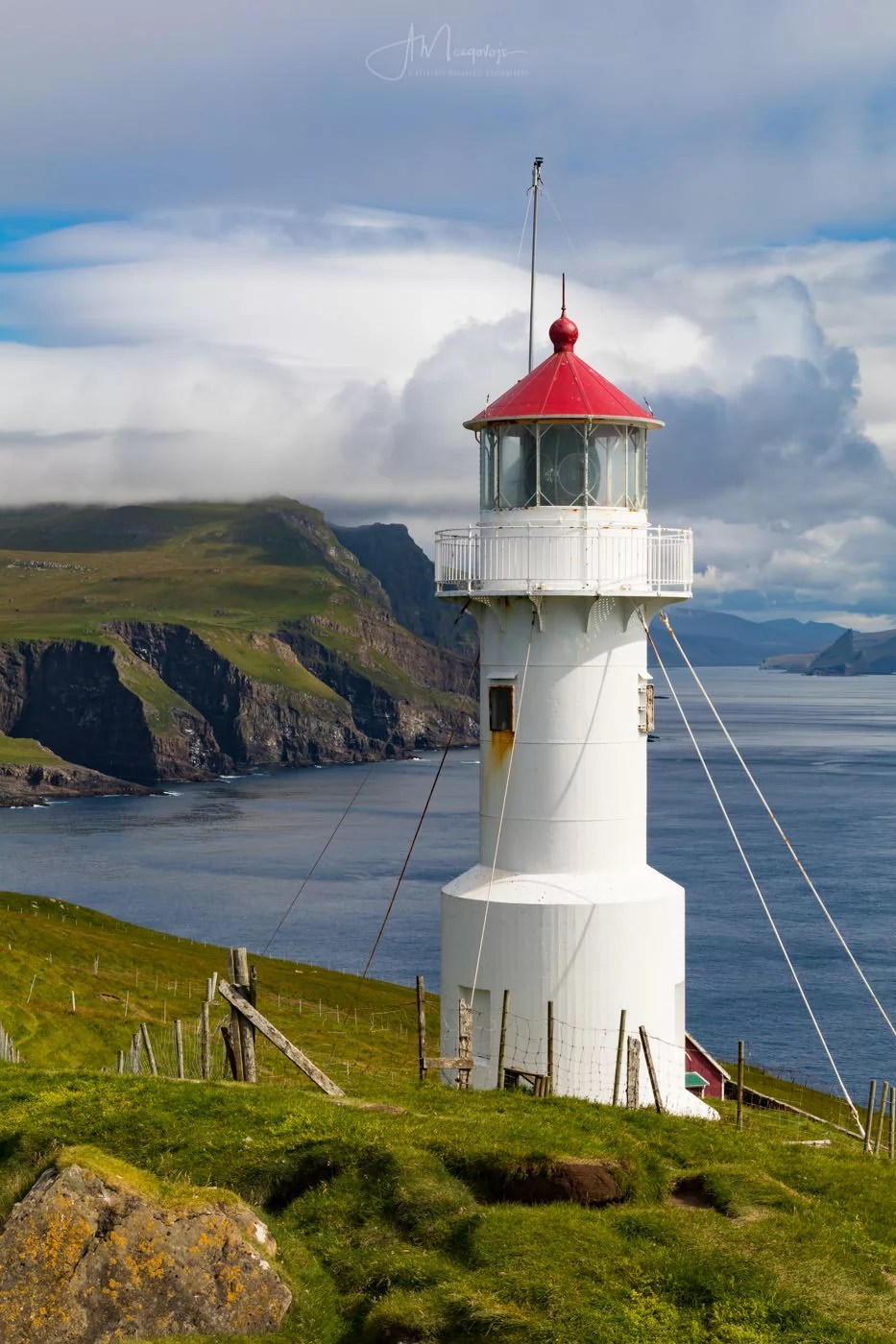 Lighthouse of Mykines