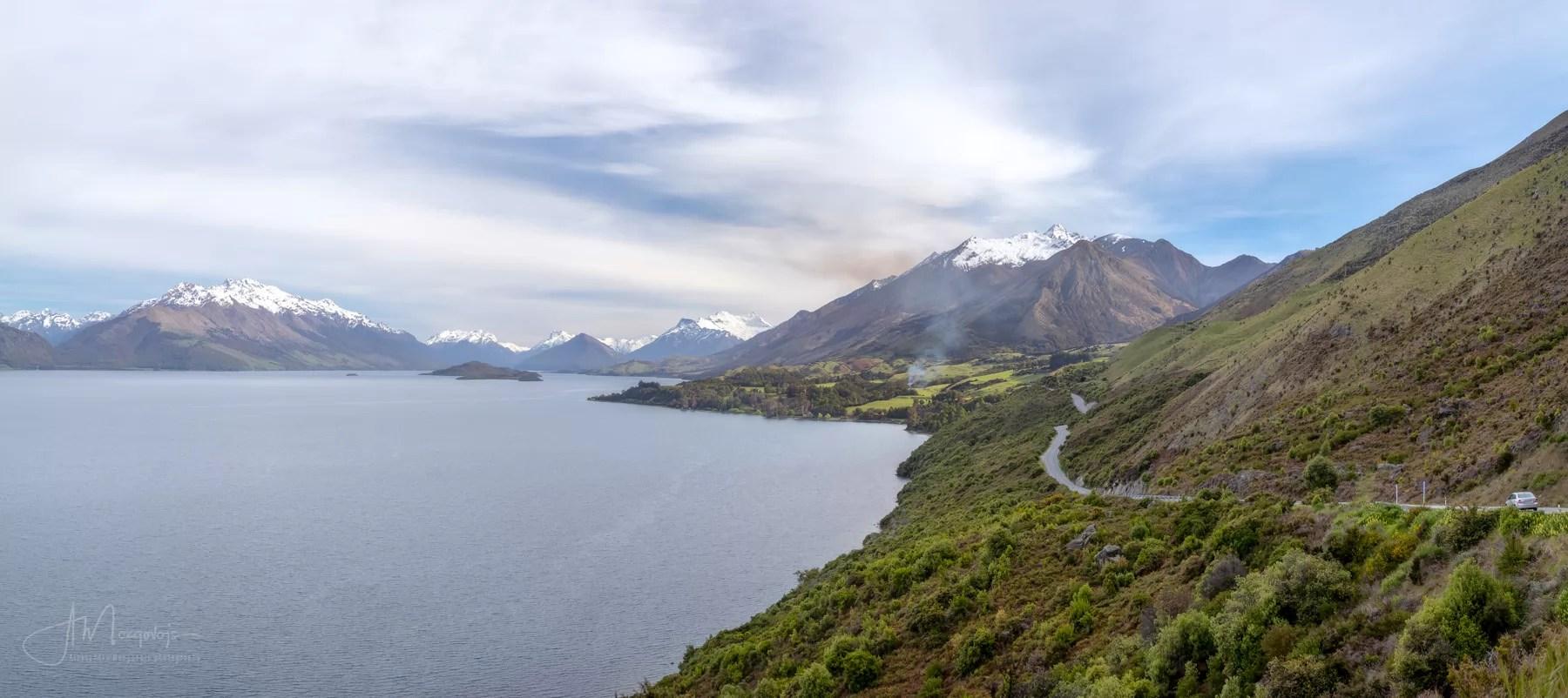 Glenorchy Road, New Zealand
