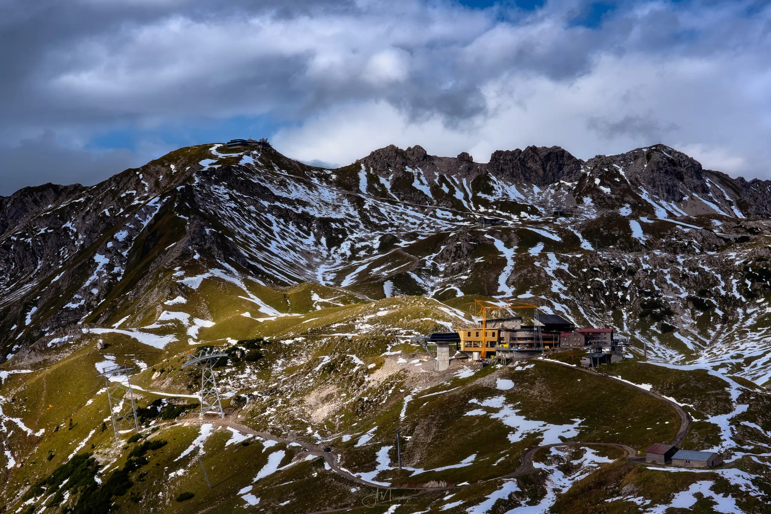 Höfatsblick mountain station