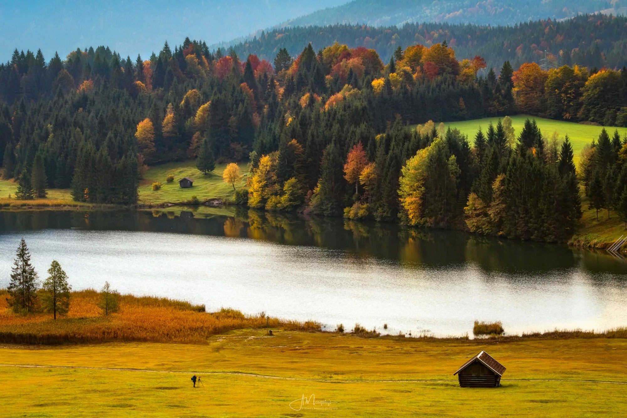 Photographing Autumn Colors In Bavaria, Germany