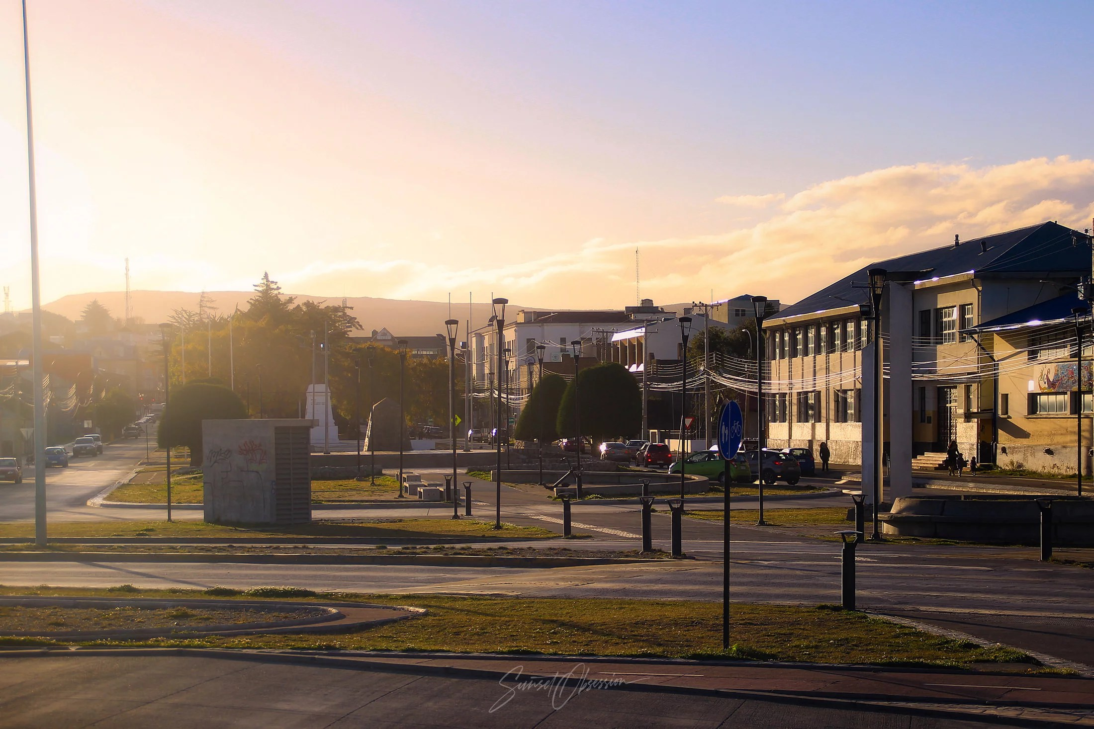 There are several excellent photo locations in Punta Arenas
