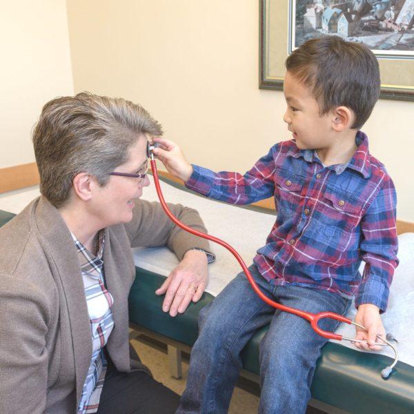 Randall Children's Hospital John L. Stevenson, MD Award