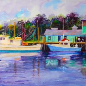 Roger Tatum-Dockside View