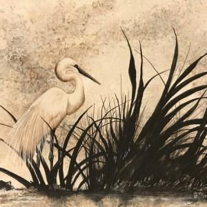 smelkoff-egret-acrylic-16x20