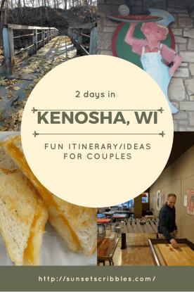Kenosha, WI 2-day itinerary for couples