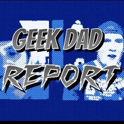 Geek Dad Report logo