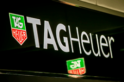 JR Duty Free Tag Heuer