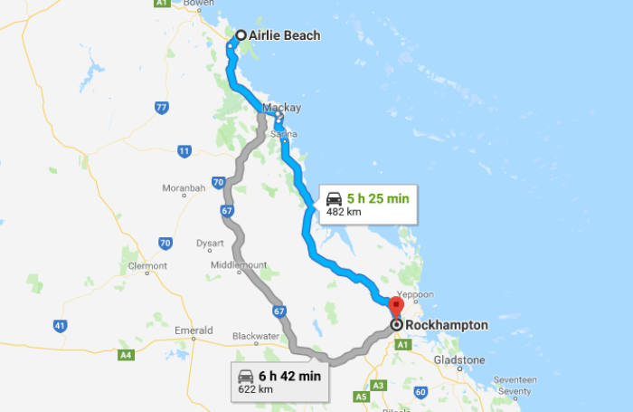 Ultimate East Coast Of Australia Road Trip Guide - Itinery & Tips 2019