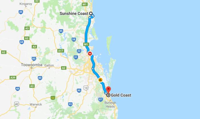 the perfect east coast of australia itinerary australia east coast must do driving up