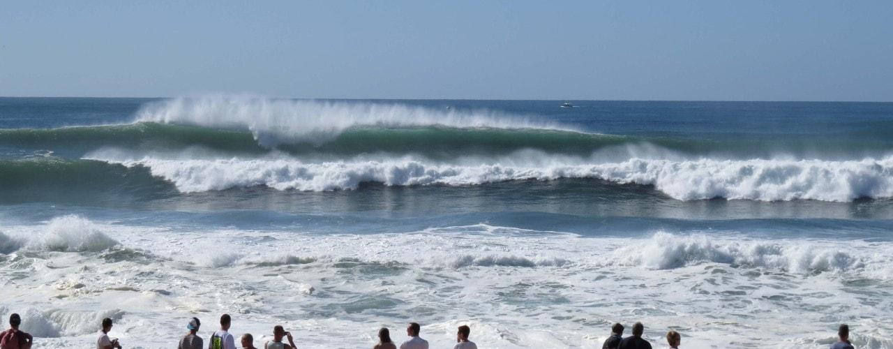 Surf competition - World Surf League