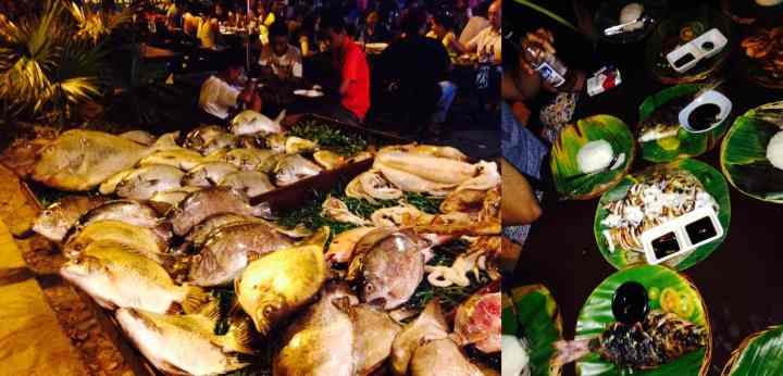Night Market Puerto Princesa