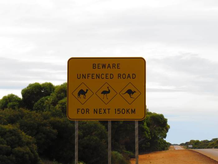 Things to see on Perth to Melbourne road trip.